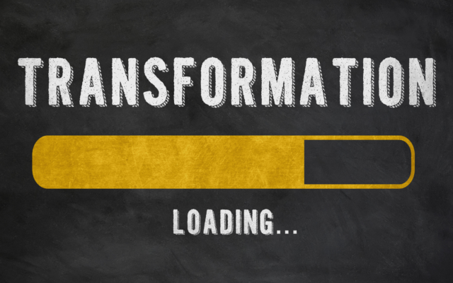 Anything Can Be Transformed!