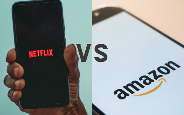 Netflix vs Amazon — Innovation is An Ongoing Process
