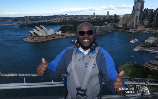 5 Lessons Climbing the Sydney Harbour Bridge Taught Me About Managing Projects